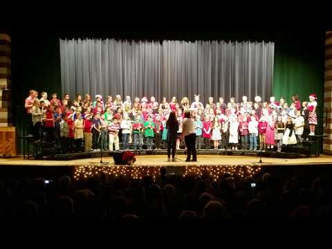 BIS 5th grade Recorder Christmas