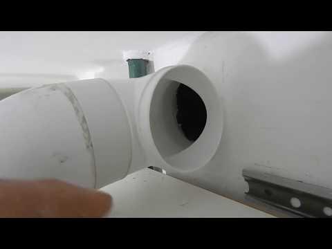 Вытяжка на кухне, обратный клапан  и естественная вентиляция