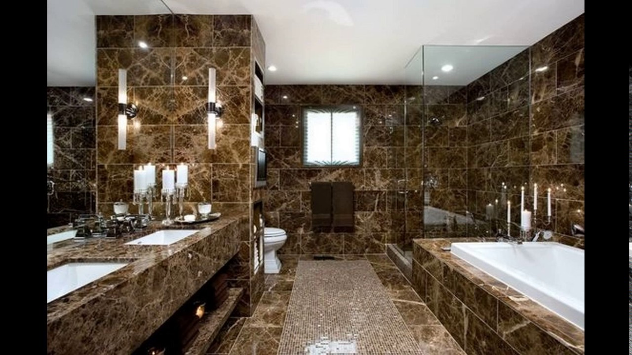 Italian Marble Bathroom Designs