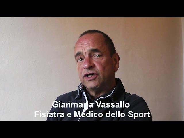 Gianmaria Vassallo: frontiere della medicina sportiva 01
