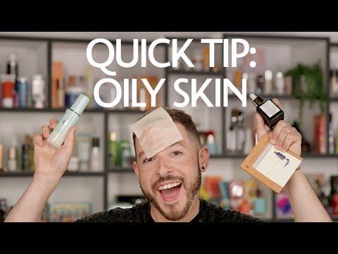 Quick Tip: Oily Skin | Sephora
