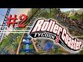 Roller coaster tycoon 3 - Parte 2 - Wave ocean