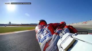 #ValenciaGP: Ducati OnBoard