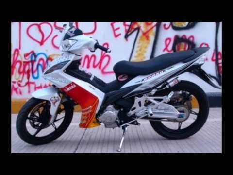 Cah Gagah | Video Modifikasi Motor Yamaha Jupiter MX Simple Keren Terbaru