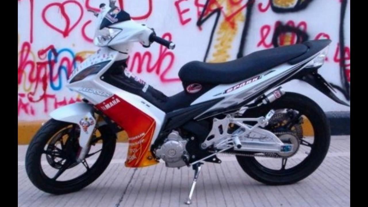 Cah Gagah Video Modifikasi Motor Yamaha Jupiter MX Simple Keren