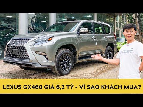 Lexus GX460 2020 giá 6,2 tỷ đồng, vì sao người Việt vẫn chọn mua? | Autodaily.vn