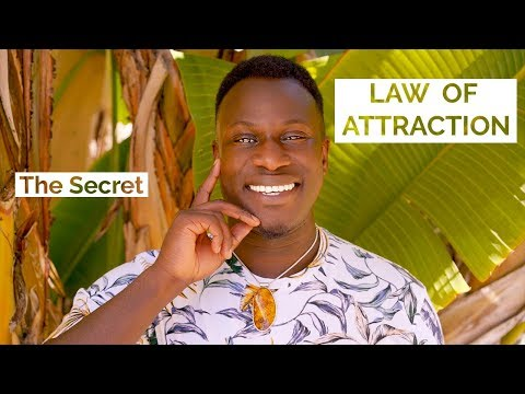 How to Attract What You Want  INSTANTLY! (Law of Attraction!) Powerful
