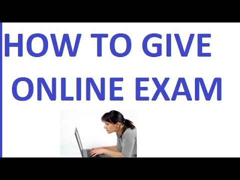 HOW TO GIVE ONLINE EXAM OF ANY COMPETITION IT MAY BE SSC CHSL , CGL ETC.