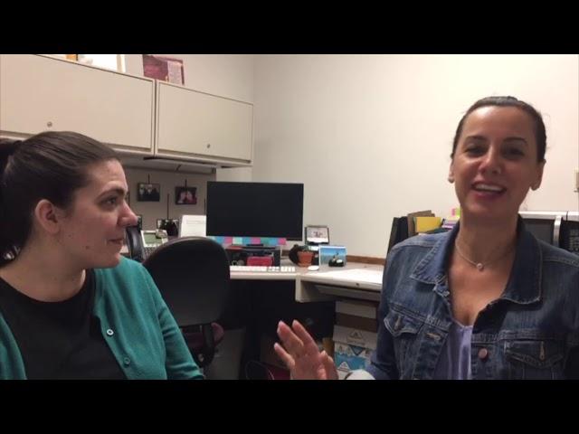 Entrevista com minha professora de gramática da BYU Miss. Chirstin Stephens