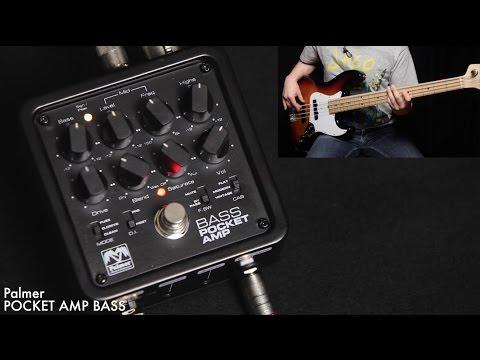 Palmer / Pocket Amp Bass【デジマート製品レビュー】