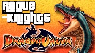 [PSX] Dragon Valor | Walkthrough | Chapter 2 | Rogue Knights | Arlen Gameplay