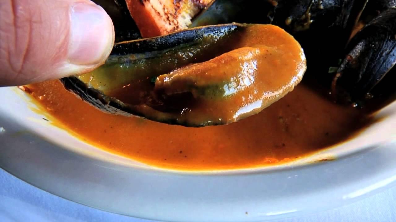 Fish restaurant wine bar phantom gourmet youtube for Fish marlborough ma