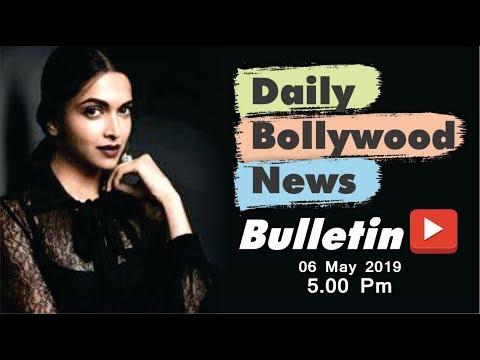 Latest Hindi Entertainment News From Bollywood   Deepika Padukone   6 May 2019   5:00 PM
