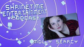 Shrinetime Entertainment Podcast Episode #54 - #AkameGaShrine   Guestspot with Molly Searcy