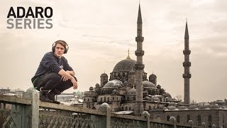 Parkour in Istanbul | Team Farang