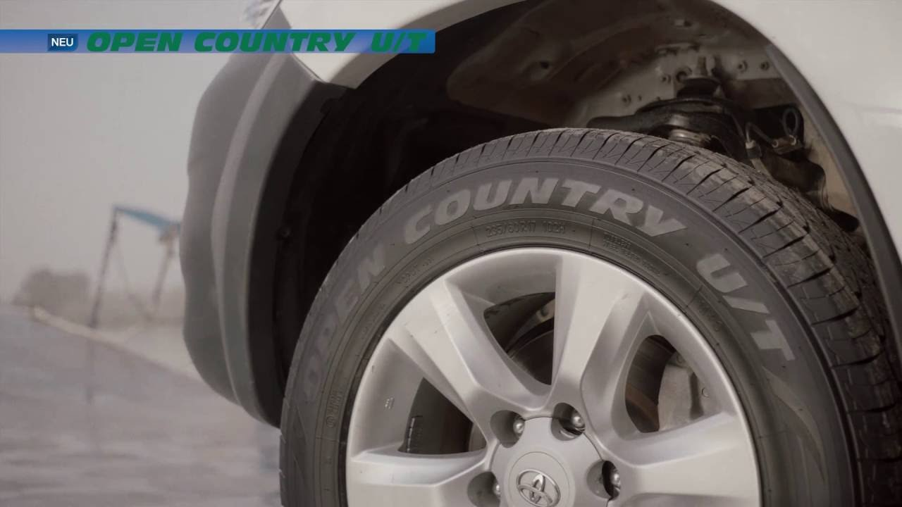Open Country Tires >> Open Country UT - YouTube