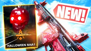 the NEW EVIL M4A1 in Season 6! 👹 (Modern Warfare Warzone)