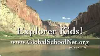 Online Expeditions: Explorer Kids Grand Canyon Expedition