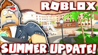 THE BIGGEST UPDATE IN MURDER MYSTERY HISTORY!! *Summer Update!* (Roblox)