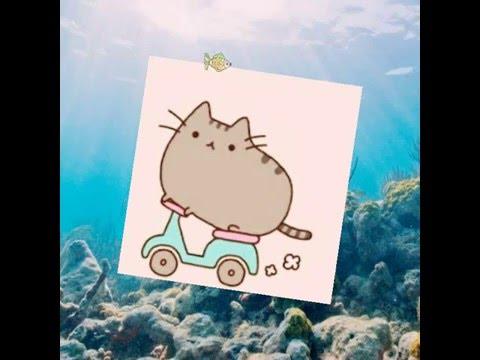 Топ 22 картинки кота Пушина♥ - YouTube