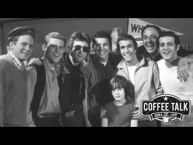 TV Urban Legend: Did John Lennon Meet Don Most & the cast  of Happy Days?