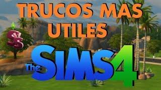 Trucos mas útiles - Los Sims 4 - Tutorial en Español