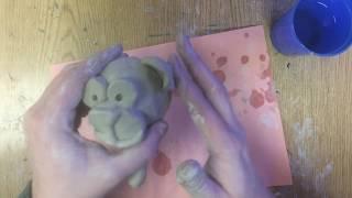 How to Make a Clay Maraca