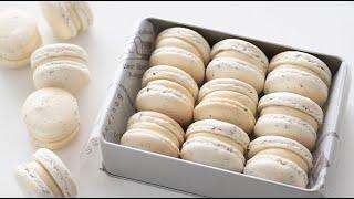 ミルクティー・マカロンの作り方 Tea Macaron|HidaMari Cooking
