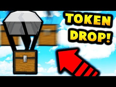 THE FIRST TOKEN DROP! | Minecraft Modded Factions #7