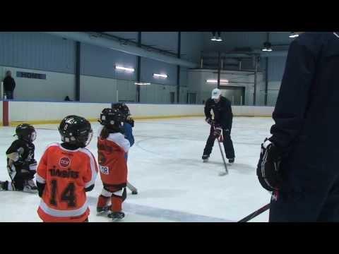 iTrain Hockey - Beginner Level Training Intensive