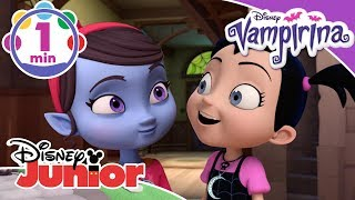 Vampirina  Song - Look What I Can Do Now  Disney Junior UK