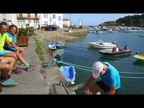 Belle Île en mer - Unifer + Team Globe Trailer