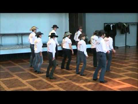 Where I come from line dance