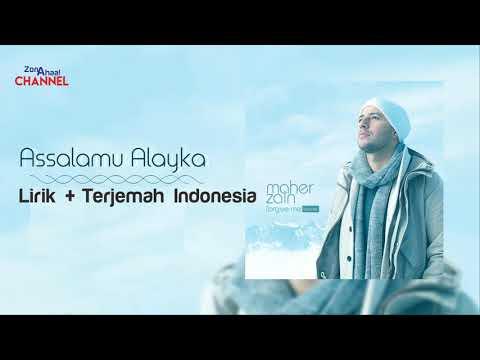 Maher Zain   Assalamu Alayka Lirik + Terjemahan Indonesia   YouTube