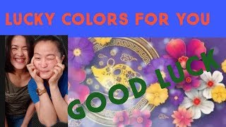 LUCKYCOLORS2020 #FENGSHUILUCKYCOLORS2020 HEY THERE! THIS IS THE LUCKY COLORS FOR 2020 ACCORDING TO FENG SHUI EXPERTS.