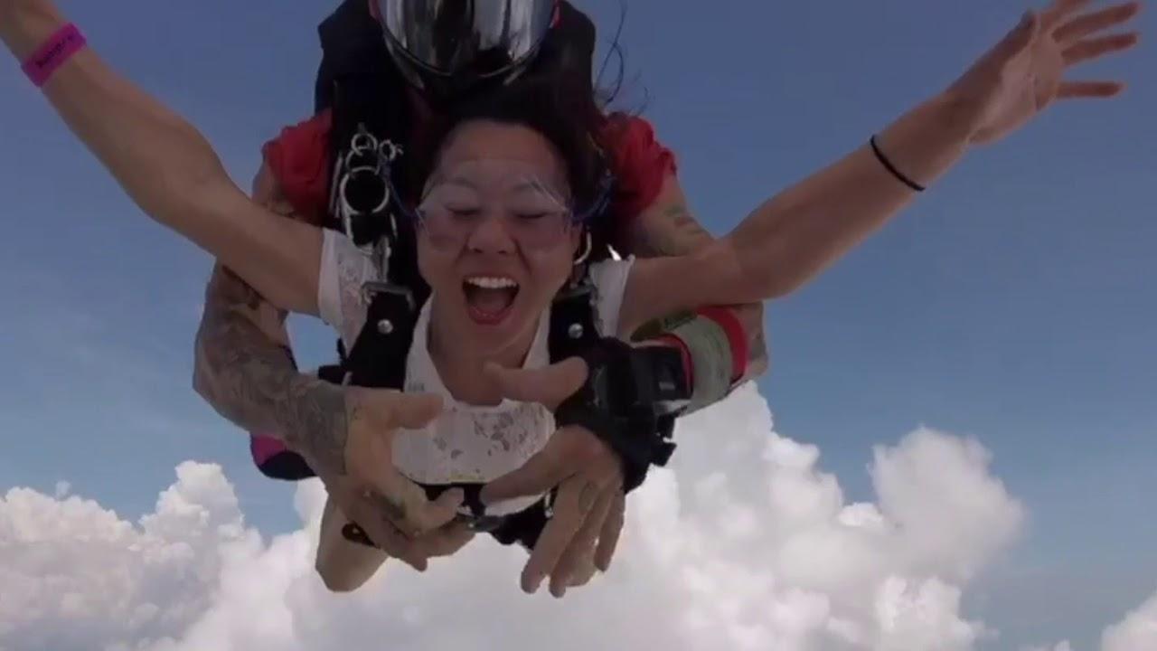 Tandem Parachute Jump (Skydiving) in Pattaya - Online-Pattaya com