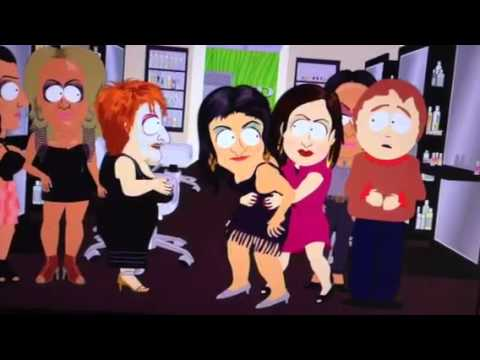 South Park season 14 episode 7 its a jersey thing housewiv