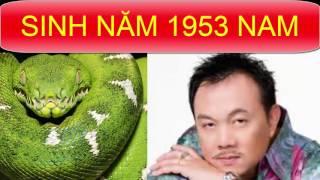 Xem Tử Vi Trọn Đời Tuổi QUÝ TỴ 1953 (Nam Mạng) - Tình Duyên, Sự Nghiệp, Vận Mệnh Tương Lai ✔