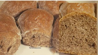 Want to create a healthy bread roll with coracana (Ragi, Kurakkan) or Teff? Try this recipe.