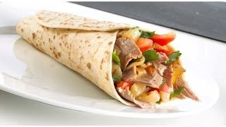 Kebab bajo en calorías y grasas - CLWorkout