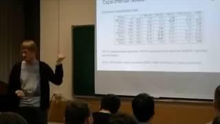 """Семинар """"Структурные модели и глубинное обучение"""", ИППИ 2016.12.26"""