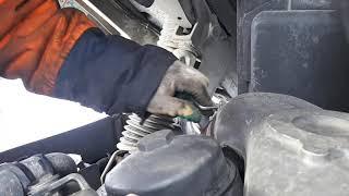 #430КОНЕЙ. Восстановление резьбы на двигателе.