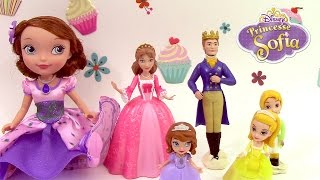 Disney Princesse Sofia Figurines Jouets Poupées Sofia the first dolls