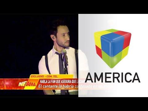 Una fan de Luciano Pereyra aseguró que el cantante confesó ser adoptado