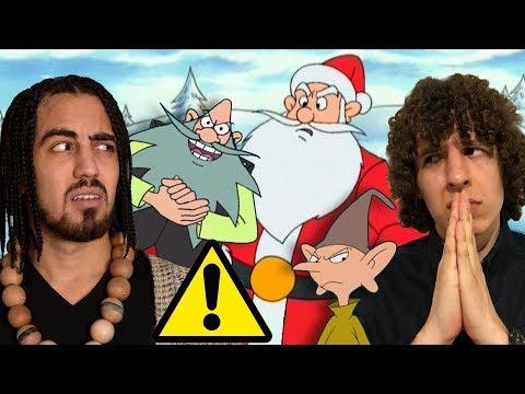 Weihnachtsmann und Co KG - ist eine seltsame Serie | Jay & Arya