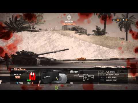 Battlefield 4 + Gulf of Oman CQL + Texas Roadkill + cts wed crew