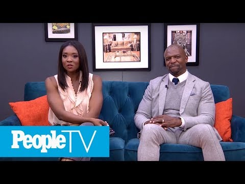 Terry Crews Thought His Career Couldn't Get Bigger Than His Cameo In 'Training Day'  PeopleTV