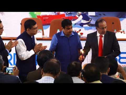 Listing Ceremony of Cochin Shipyard Ltd.