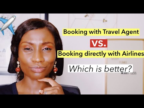 NIGERIAN Travel Agents are BETTER THAN AIRLINES.....True OR False? | Buying Flight Tickets