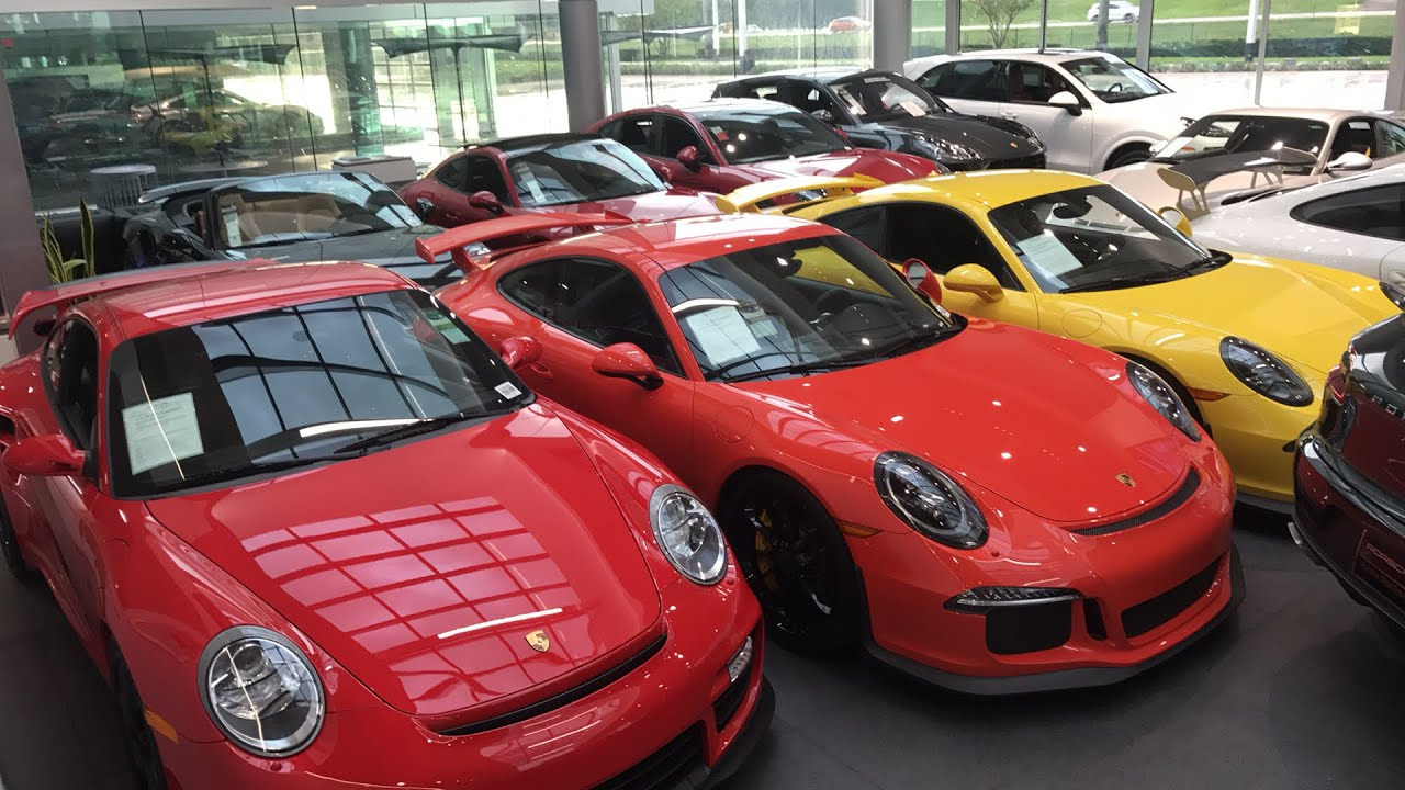 Porsche Dealers South Florida >> This Is How One Porsche Dealer In South Florida Is Preparing For